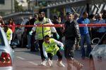 اصابة حارس أمن اسرائيلي بجراح خطيرة في عملية طعن بمستوطنة معاليه ادوميم