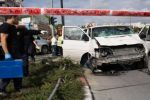 قتيلان و3 إصابات في حادث طرق قرب القدس