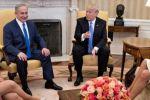 إسرائيل تطالب ترامب بالاعتراف بسيادتها على الجولان
