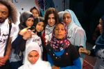 ليالي اريج فلسطين في مخيم البداوي