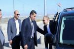 وفد المخابرات المصرية يصل إسرائيل بشكل مفاجئ