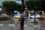 منخفض 'جالود' العاصف يصل عصر اليوم وامطار على كل المناطق