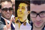 بعد تحركات من الرئيس.. الشقيقان البلبول ومالك القاضي ينهون إضرابهم عن الطعام