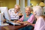 دراسة : استخدام الحواسب يحمي المسنين من الخرف