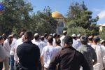 الاحتفالات الإسرائيلية باستكمال احتلال القدس: طريقة أخرى لفرض الحقائق على الأرض