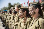 تضاعف عدد النساء المقاتلات في الجيش الإسرائيلي