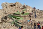 تقرير : كنوز غزة الأثرية تحتضر...وأقدم مَعلم يندثر تحت الأبنية والشوارع