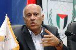 الرجوب: مركزية فتح أوصت بالاجماع اللجنة التنفيذية بقطع العلاقة الامنية مع إسرائيل