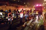 قتيلان بحادث طرق مروع قرب حيفا