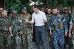 الأسد يوجه رسالة صوتية لقواته المنتشرة في حلب