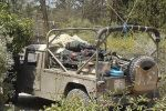 جيش الاحتلال يكشف: اصابة جندي في انقلاب مركبة عسكرية
