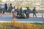 استشهاد فلسطيني بحجة محاولة طعن قرب مستوطنة بيت ايل شمال رام الله
