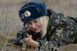 شاهد الصور: جميلات روسيا في الزي العسكري