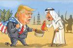 ترامب رئيسٌ من ورق .. سورية ومعادلة الصاروخ بالصاروخ....المهندس : ميشيل كلاغاصي