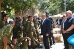 نتنياهو لوزراء الكابينت : نستعد لشن عملية عسكرية بغزة