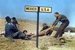 ترامب يهدد يإغلاق الحدود مع المكسيك