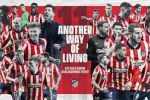 أتلتيكو مدريد يتوج بطلاً للدوري الإسباني