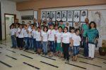 بلدية رام الله تستقبل مجموعة من أطفال غزة