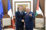 الرئيس الفلسطيني بحث مع نظيره الفرنسي العملية السياسية وقضايا المنطقة