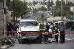 شرطة الاحتلال تعتقل مقدسيا بادعاء محاولته دهس إسرائيليين بالقدس