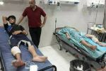 بحرية الاحتلال تصيب صيادين قبالة بحر خانيونس