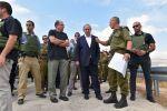 نتنياهو يلمح لامكانية ضم اراضي في الضفة الغربية