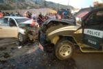 صور : اصابة 3 جنود و3 فلسطينيين بدعوى عملية دهس قرب معاليه ادوميم