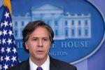 وزير الخارجية الأمريكي يؤكد اهتمام واشنطن بمزيد من البناء لدفع السلام في الشرق الأوسط