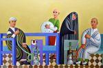 حكايات من المقهى ....محمد صالح ياسين الجبوري