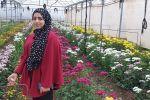 «كورونا» يفجر موهبة شابة فلسطينية