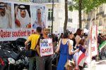 الغارديان: 20 جنيهاً مقابل الاحتجاج ضد أمير قطر في لندن