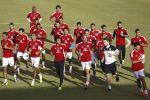معاريف تحتفي بتصريحات 'مجاهد' حول لعب منتخب مصر في إسرائيل