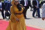'إيفانكا ترامب' السودانية تتأنق في جوبا