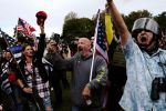 اضطرابات متفرقة بمدن أمريكية وسط انتظار نتيجة الانتخابات