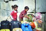 الاحتلال يعطش الفلسطينيين...صيف حار ومدن وبلدات ومخيمات بلا ماء