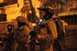 15 معتقلاً خلال حملات مداهمة وتفتيش في الضفة