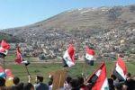 الجولان محتلة نعم .. لكنها أرض عربية سورية...نايف عبوش