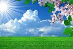 الطقس: أجواء لطيفة وارتفاع على الحرارة
