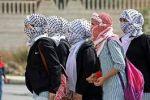 النساء يشكلن 49.2% من عدد السكان في فلسطين