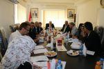 وزير العمل يفتتح دورة تدريبية لتعزيز وتطوير قطاع التعاونيات الزراعية في المحافظات الشمالية