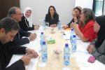 خلال لقاءه ممثلة هيئة الامم المتحدة للمرأة ...الشاعر يؤكد التزام الوزارة بالحقوق الأساسية للمرأة