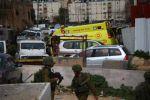 الاحتلال يعتقل فتاة ويغلق طرقا بالبلدة القديمة بالخليل