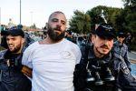 بالصور : التجمع الوطني المسيحي يدين اعتقال منسق نشاطاته الشبابية