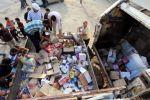بضائع اسرائيلية فاسدة في الأسواق الفلسطينية
