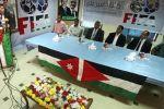 غزة تطلق حملة لدعم ترشح الأمير علي لرئاسة الفيفا