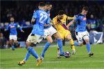 رسميا: مباراة برشلونة ونابولي بدون جمهور