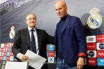 زيدان يفجر مفاجأة مدوية ويستقيل من تدريب ريال مدريد