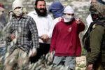 مستوطنون يقتحمون قرية 'جيبيا' ويصيبون شاباً في رأسه