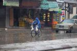 أجواء شديدة البرودة ورياح وأمطار غزيرة وثلوج خفيفة