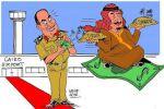 صفقة القرن : الكاوبوي وأبو بعير وال14 مليون فلسطيني!!... د.شكري الهزًّيل
